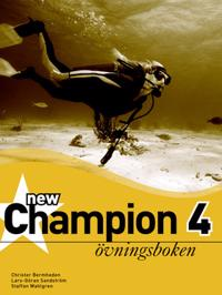 New Champion. 4, Övningsboken
