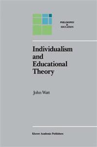 Individualism and Educational Theory