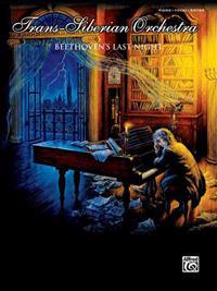 Trans-Siberian Orchestra: Beethoven's Last Night: Piano/Vocal/Chords
