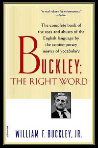Buckley: The Right Word
