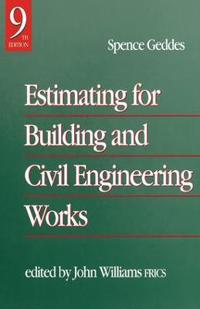 Estimating for Building and Civil Engineering Works