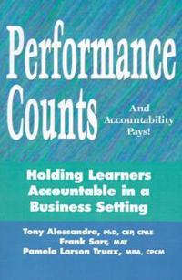 Performance Counts and Accountability Pays