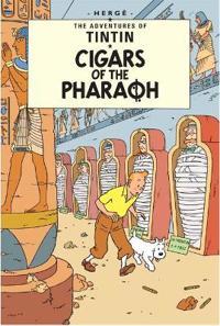 Cigars of the Pharaoh - Herge - böcker (9781405208031)     Bokhandel