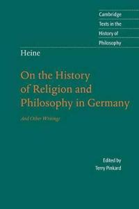 Cambridge Texts in the History of Philosophy