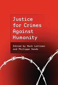 Justice for Crimes Against Humanity