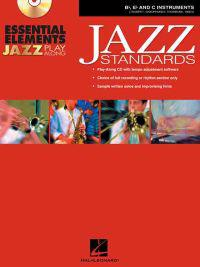 Essential Elements Jazz Play-Along