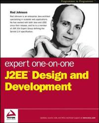 Expert One-on-One J2EE Design and Development
