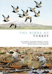 Birds of Turkey