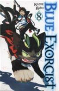 Blue Exorcist 8