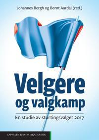Velgere og valgkamp -  pdf epub