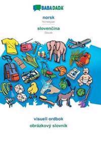 BABADADA, norsk - slovencina, visuell ordbok - obrazkovy slovnik - Babadada Gmbh   Inprintwriters.org