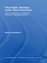 The Public Services under Reconstruction