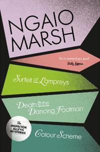 A Surfeit of Lampreys / Death and the Dancing Footman / Colour Scheme