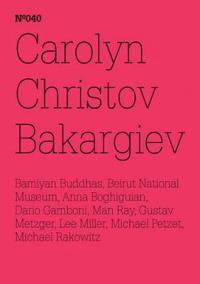 Carolyn Christov-Bakargiev, Dario Gamboni, Michael Petzet