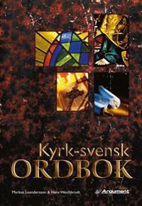 Kyrk-svensk ordbok