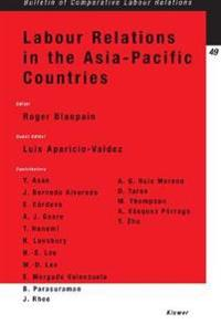 Labour Relations in the Asia-Pacific Countries