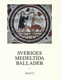 Sveriges medeltida ballader Band 4:2 -  pdf epub