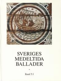 Sveriges medeltida ballader Band 5:1 -  pdf epub