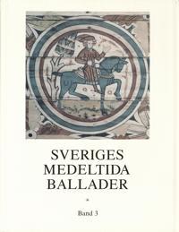 Sveriges medeltida ballader Band 3 -  pdf epub