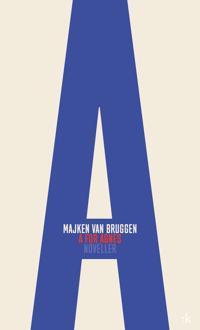 A for Agnes - Majken van Bruggen   Inprintwriters.org