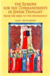 Reasons for the Commandments in Jewish Thought