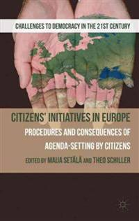 Citizens' Initiatives in Europe