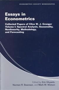 Essays in Econometrics