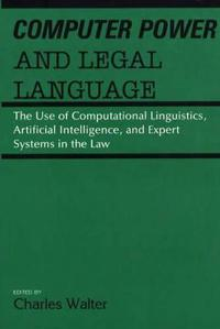 Computer Power and Legal Language