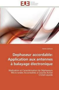 Dephaseur Accordable: Application Aux Antennes a Balayage Electronique