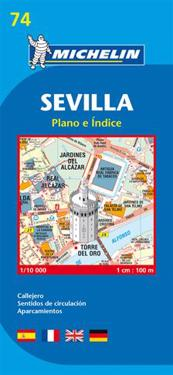 Map 9074 Sevilla