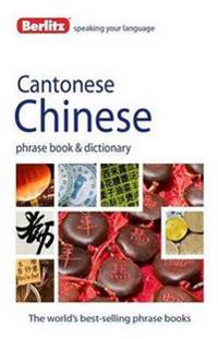 Berlitz Cantonese Chinese Phrase Book and Dictionary