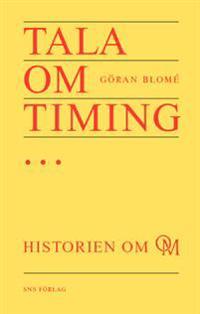 Tala om timing... Historien om OM