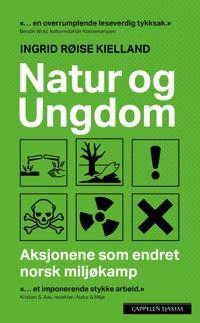 Natur og ungdom - Ingrid Røise Kielland pdf epub