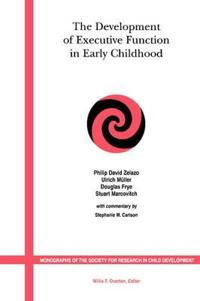 Development of executive function in early childhood