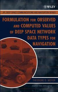 Deep Space Network Data Types