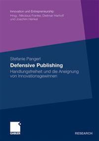 Defensive Publishing