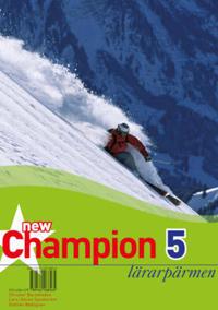 New Champion 5 Lärarpärmen