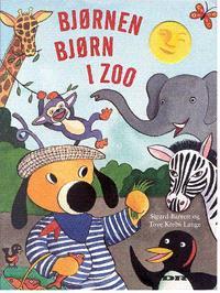 Bjørnen Bjørn I Zoo Sigurd Barrett Böcker 9788779537019