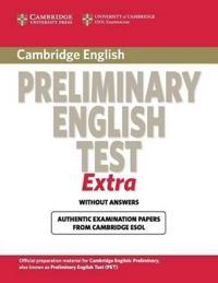 Cambridge Exams Extra Pet Student's Book