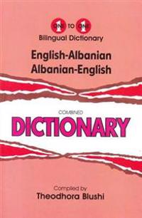 English-AlbanianAlbanian-English One-to-One Dictionary