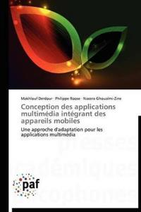 Conception Des Applications Multim�dia Int�grant Des Appareils Mobiles