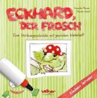 Eckhard, der Frosch