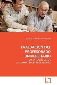 Evaluacion del Profesorado Universitario