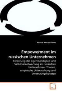 Empowerment im russischen Unternehmen