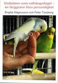 Undulaten som sällskapsfågel : en färggrann liten personlighet