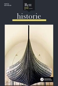 Rett på ... historie - Martin Westersjø   Inprintwriters.org