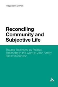 Reconciling Community and Subjective Life
