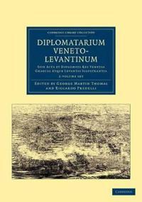 Diplomatarium Veneto-Levantinum