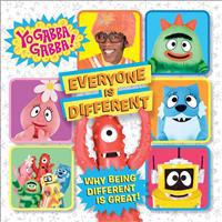 Everyone Is Different  Why Being Different Is Great  - Kara McMahon  Style Guide - böcker (9781442454439)     Bokhandel