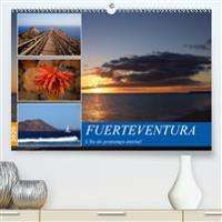 Fuerteventura, l'île du printemps éternel (Calendrier supérieur 2020 DIN A2 horizontal)